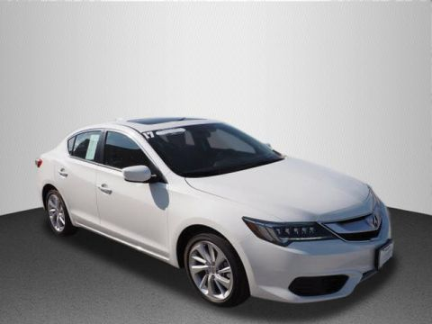 Certified Used Acura ILX Base