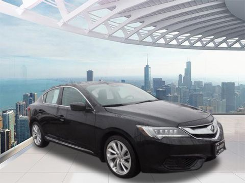Used Acura ILX Tech