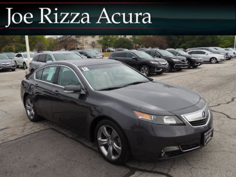 Used Acura TL Tech AWD