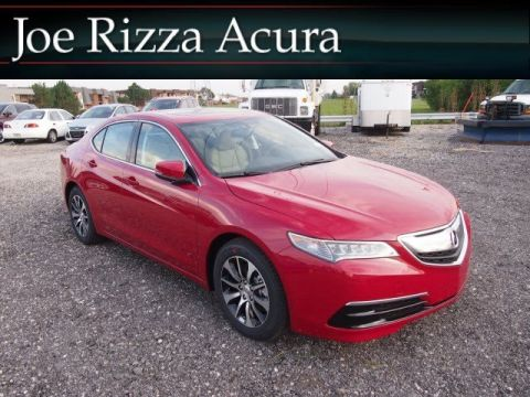 New Acura TLX 2.4 8-DCT P-AWS with Technology Package