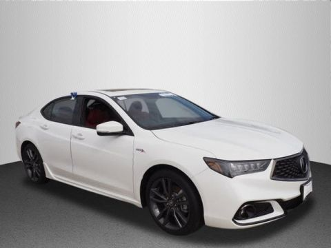 Certified Used Acura TLX 3.5 V-6 9-AT P-AWS with A-SPEC RED