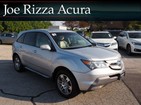 Used Acura MDX AWD