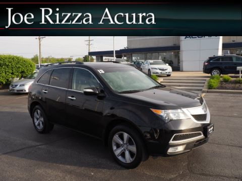 Used Acura MDX Tech