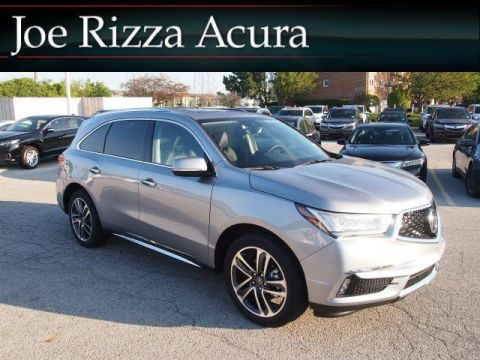 New Acura MDX SH-AWD with Advance Package