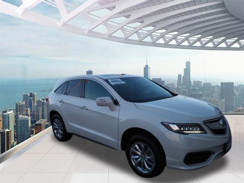 Certified Used Acura RDX with Technology Package