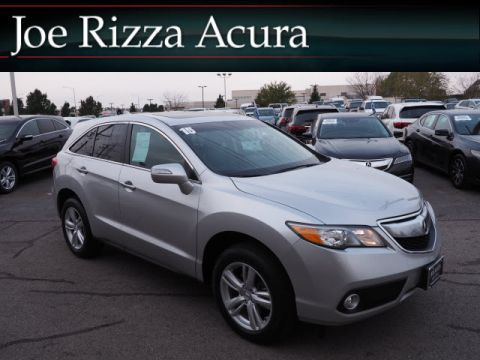 Used Acura RDX Tech
