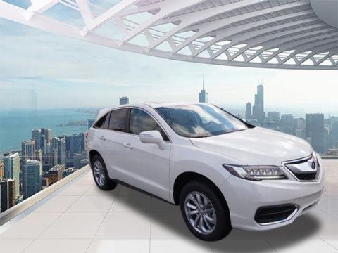 New 2018 Acura RDX AWD with Technology Package with Navigation