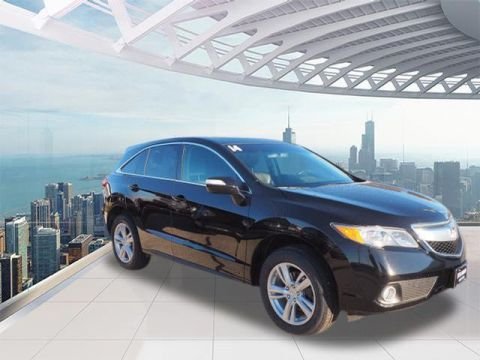 Used Acura RDX Tech AWD