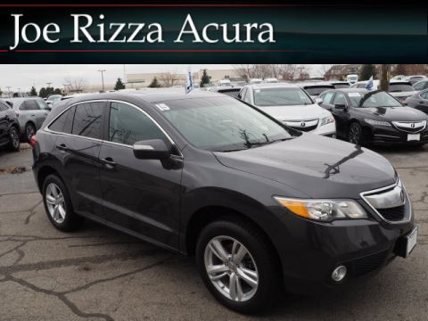 Used Acura RDX AWD with Technology Package