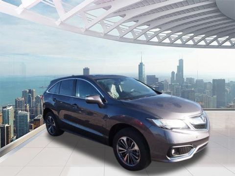 New Acura RDX AWD with Advance Package