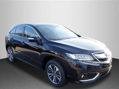 New 2018 Acura RDX AWD with Advance Package with Navigation