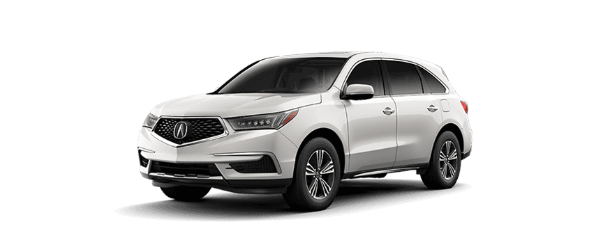 New Acura MDX SH-AWD