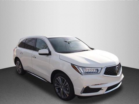 New 2018 Acura MDX SH-AWD with Technology Package with Navigation