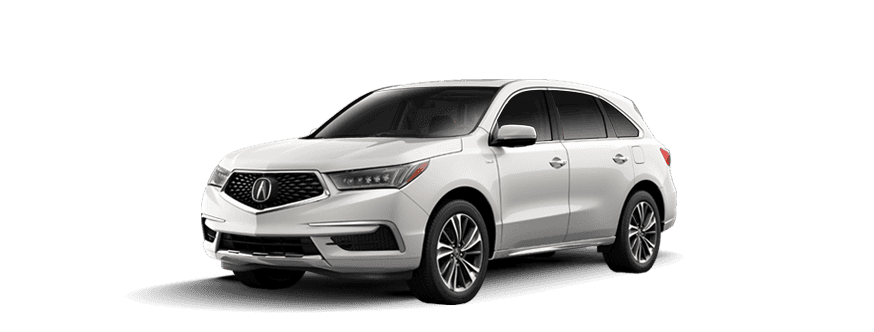 New 2018 Acura MDX Sport Hybrid SH-AWD with Technology Package