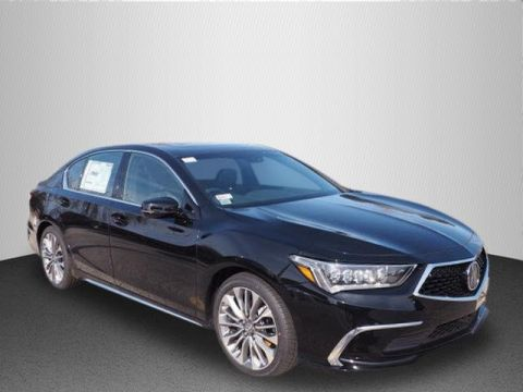 New 2018 Acura RLX with Technology Package with Navigation