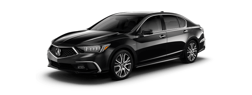 New 2018 Acura RLX Sport Hybrid SH-AWD with Advance Package with Navigation