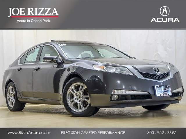 Pre-Owned 2009 Acura TL 3.5