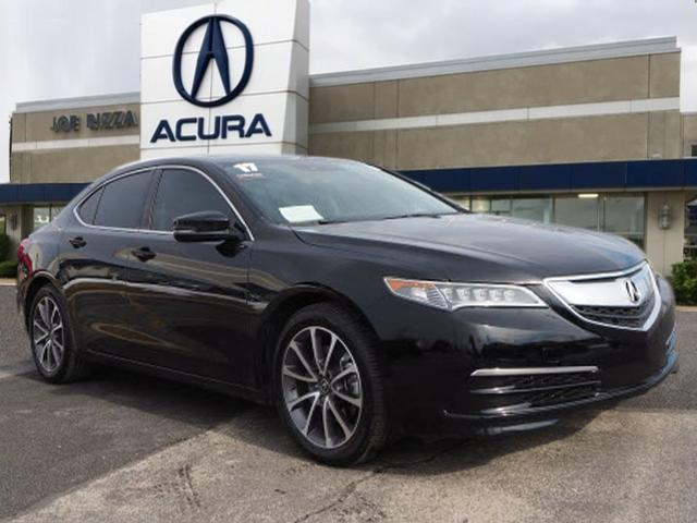 Certified Pre-Owned 2017 Acura TLX 3.5 V-6 9-AT P-AWS with Technology Package