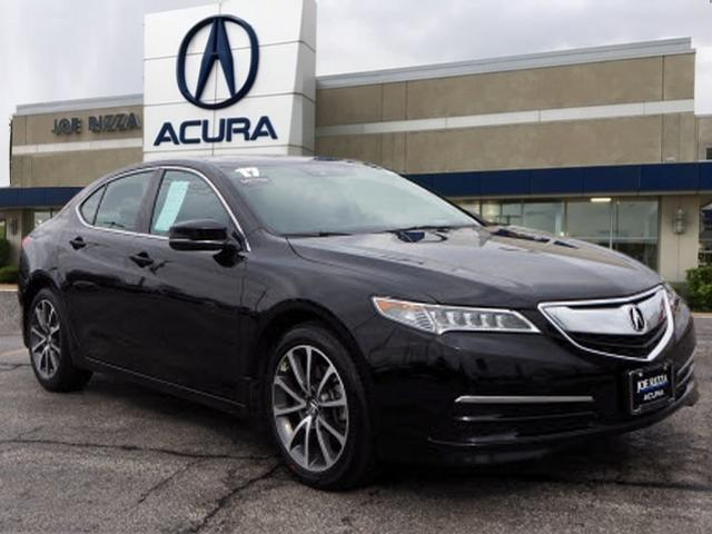 Pre-Owned 2017 Acura TLX Technology Package