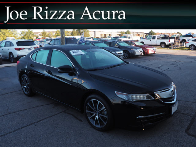 pre owned 2015 acura tlx tech v6 4dr sedan w technology package in orland park ap1829 joe. Black Bedroom Furniture Sets. Home Design Ideas