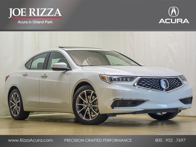 2019 Acura TLX 9 Speed Automatic Featured Special Lease