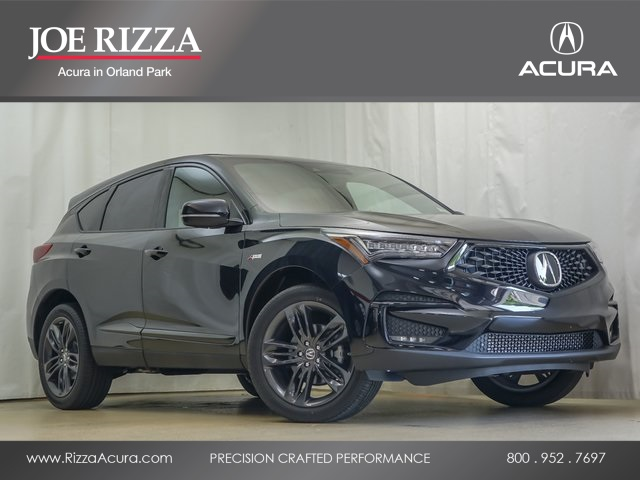 new 2019 acura rdx a spec 4d sport utility in orland park ak2021