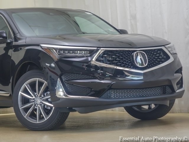 new 2020 acura rdx sh technology package in orland