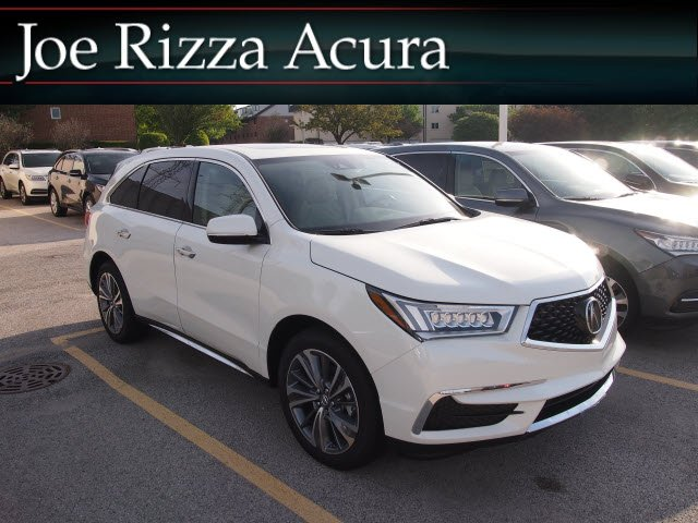new 2017 acura mdx sh awd with technology package sport utility in orland park ah1621 joe. Black Bedroom Furniture Sets. Home Design Ideas