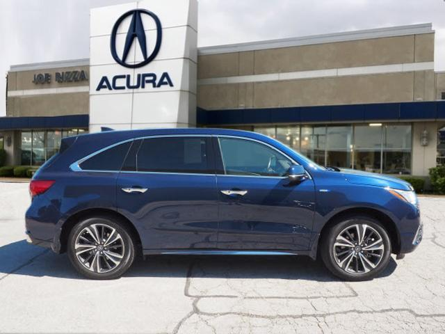 certified preowned 2020 acura mdx sport hybrid shawd