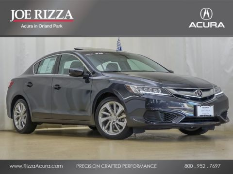 Orland Park Chicago IL Certified PreOwned Acura Joe Rizza Acura - Pre own acura