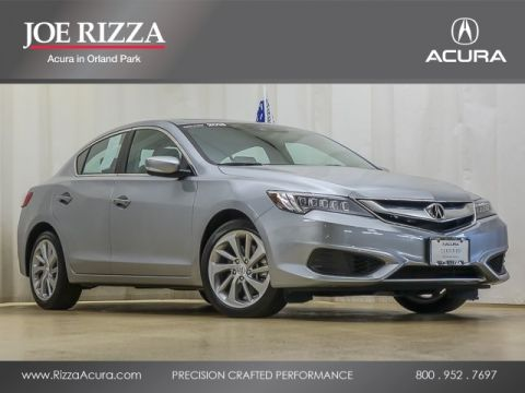 Pre-Owned 2018 Acura ILX Technology Package