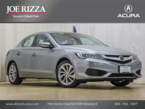 Pre-Owned 2018 Acura ILX Premium Package