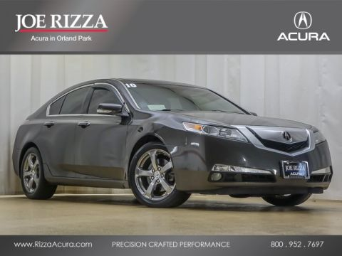 Pre Owned 2010 Acura Tl 3 5 W Technology Package