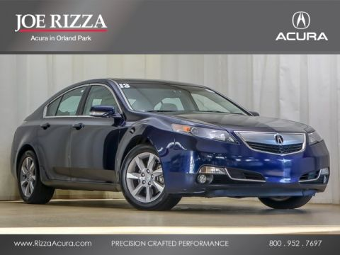 Pre-Owned 2013 Acura TL 3.5 w/Technology Package