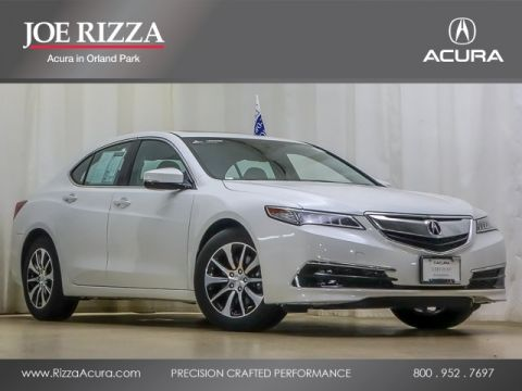Acura Certified Pre-Owned >> Orland Park Chicago Il Certified Pre Owned Acura Joe Rizza Acura