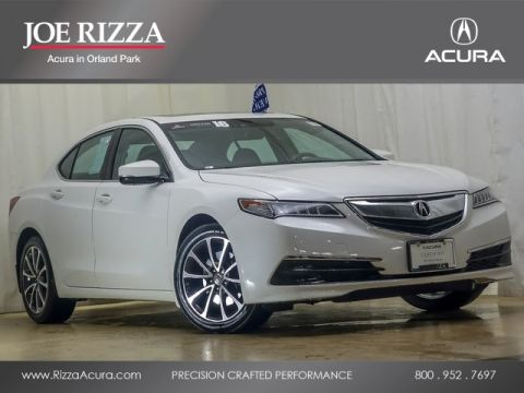 Pre-Owned 2016 Acura TLX 3.5L V6 w/Technology Package