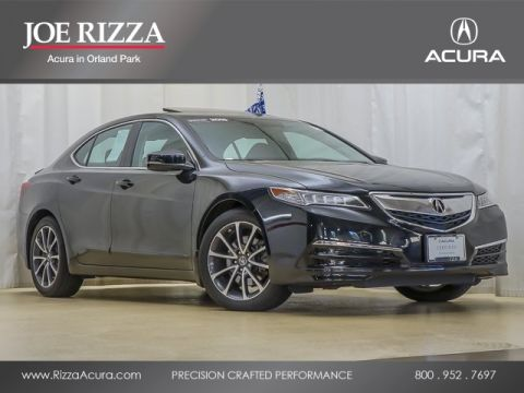 Pre-Owned 2015 Acura TLX 3.5L V6 w/Technology Package