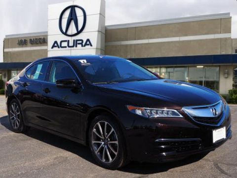 Pre-Owned 2017 Acura TLX 3.5L V6 SH-AWD w/Technology Package
