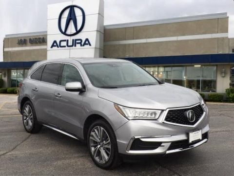 Pre-Owned 2017 Acura MDX Tech