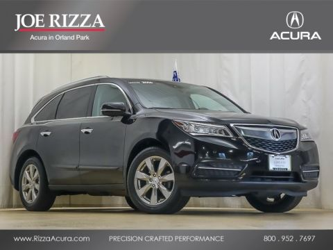 Pre-Owned 2016 Acura MDX 3.5L SH-AWD w/Advance Package
