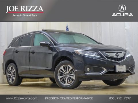 Certified Pre-Owned 2016 Acura RDX with Advance Package