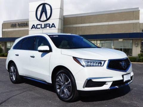 Pre-Owned 2018 Acura MDX Tech