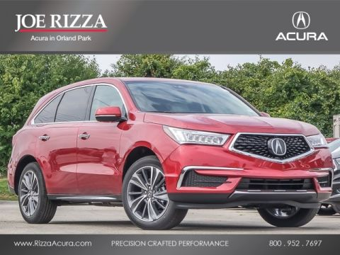 New 2019 Acura MDX AWD TECH 7P