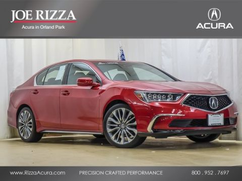 Certified Pre-Owned 2018 Acura RLX Base Technology Package
